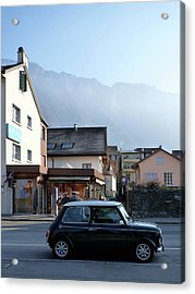 Swiss Mini Acrylic Print