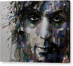 Syd Barrett Acrylic Print