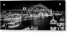 Sydney - Circular Quay Acrylic Print
