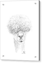 Sylar Acrylic Print