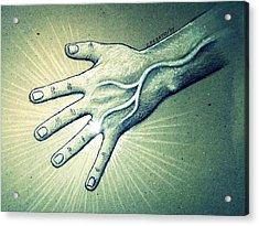 Symbol Of Unity Acrylic Print