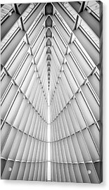 Symmetry Acrylic Print by Scott Norris