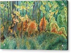 Symphony Of Light Acrylic Print by Anne Havard