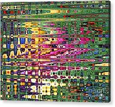 Synapse Acrylic Print by Diane E Berry