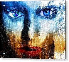 Synaptic Awakening Acrylic Print