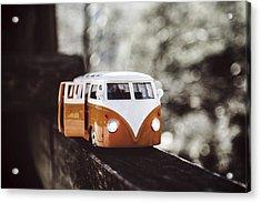 T1 Volkswagen Acrylic Print
