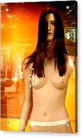 Tabatha 2 Acrylic Print by Jez C Self