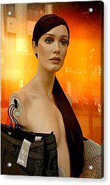Tabatha 5 Acrylic Print by Jez C Self