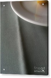 Tablecrease Acrylic Print