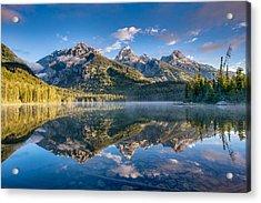 Taggart Lake Acrylic Print