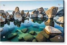 Tahoe Reflections Acrylic Print