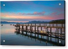 Tahoe Vista  Acrylic Print