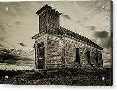 Taiban Presbyterian Church, New Mexico #2 Acrylic Print