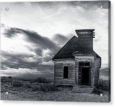 Taiban Presbyterian Church, New Mexico #3 Acrylic Print