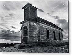 Taiban Presbyterian Church, New Mexico Acrylic Print