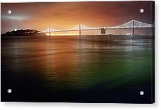 Acrylic Print featuring the photograph Take Me Home Tonight by Peter Thoeny
