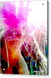 Take Me To The Mardi Gras Acrylic Print