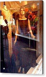 Take Me With You Acrylic Print by Jez C Self