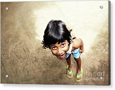 Take My Picture.. Acrylic Print