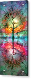 Take The Light This Life Has To Offer Acrylic Print