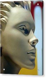Tala Acrylic Print by Jez C Self