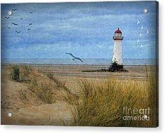 Talacre Lighthouse - Wales Acrylic Print