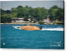 Talbot Offshore Racing Acrylic Print