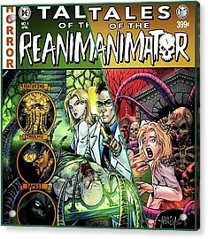 tales Of The Re-animator Has Some Acrylic Print