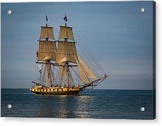 Tall Ship U.s. Brig Niagara Acrylic Print