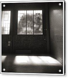 Tall Windows #3 Acrylic Print by Maxim Tzinman