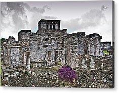 Talum Ruins 6 Acrylic Print