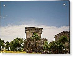 Talum Ruins11 Acrylic Print