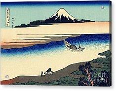 Tama River In The Musashi Province Acrylic Print