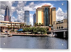 Tampa Acrylic Print