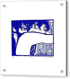 Tandem Acrylic Print