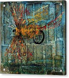 Tangled Line Acrylic Print