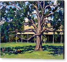 Tanglewood Before The Concert Acrylic Print