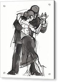 Tango 1 Acrylic Print