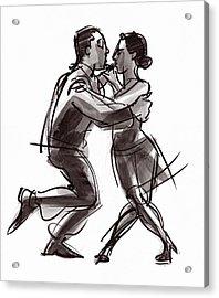 Tango #22 Acrylic Print