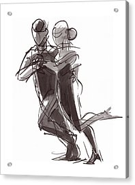 Tango #24 Acrylic Print