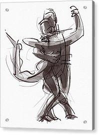 Tango #25 Acrylic Print