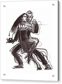 Tango #35 Acrylic Print