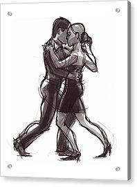 Tango #51 Acrylic Print
