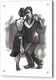 Tango 6 Acrylic Print