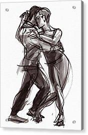 Tango #9 Acrylic Print