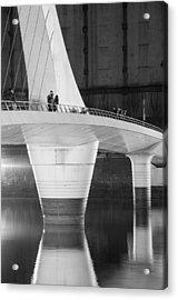 Tango Bridge Acrylic Print