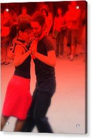 Tango Catalan Acrylic Print by Funkpix Photo Hunter