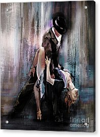 Tango Couple 05 Acrylic Print