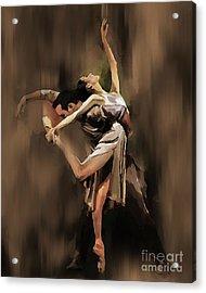 Tango Dance 9901 Acrylic Print