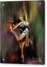 Tango Dance 9910 Acrylic Print